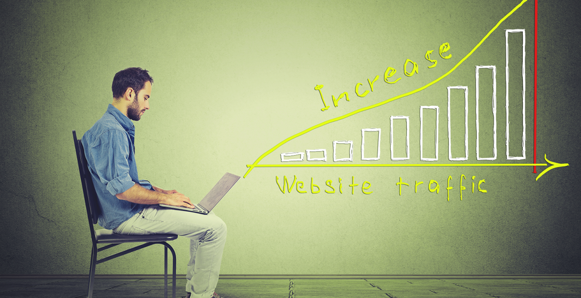How to bring Unbelievable Website Traffic to Your Company's Page